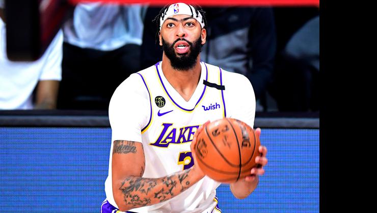 Anthony Davis has decided to continue in Los Angeles Lakers