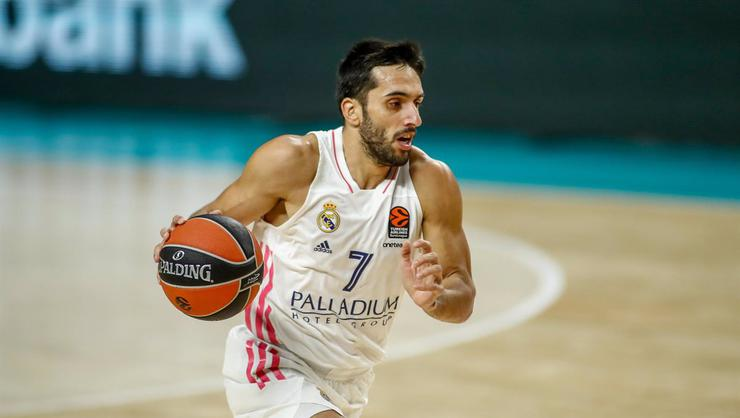 Campazzo counts days for breakup at Real Madrid