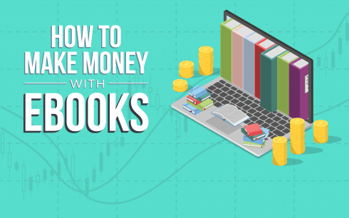 How to Make Money by Writing an E-Book?