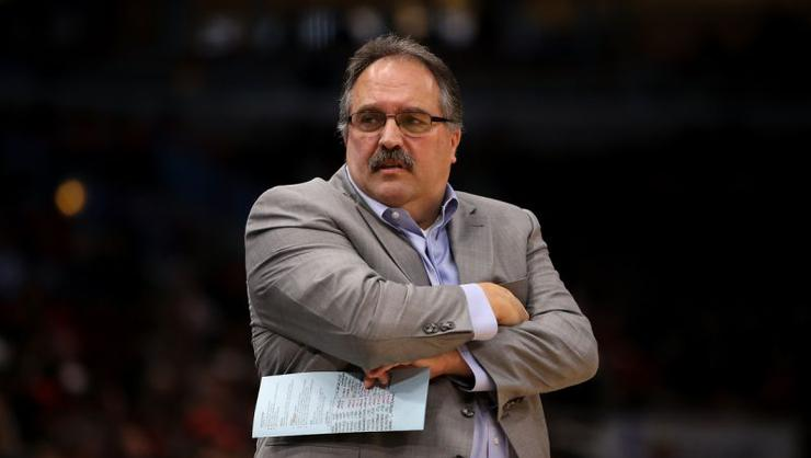 Stan Van Gundy appointed as head coach at New Orleans Pelicans