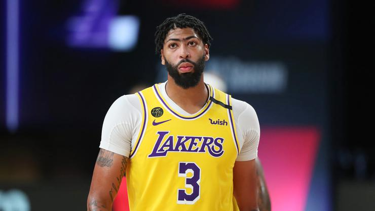 Is Anthony Davis leaving the Los Angeles Lakers